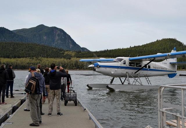 Flugzeug See Kanada
