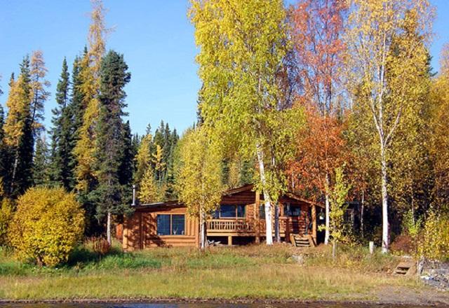 Frances Lake Lodge Canada