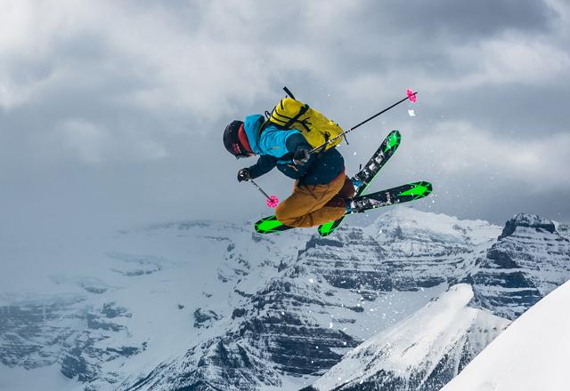 Skisafari Kanada