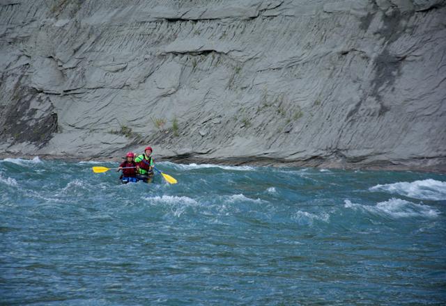 Aktivurlaub am River Saskatchewan