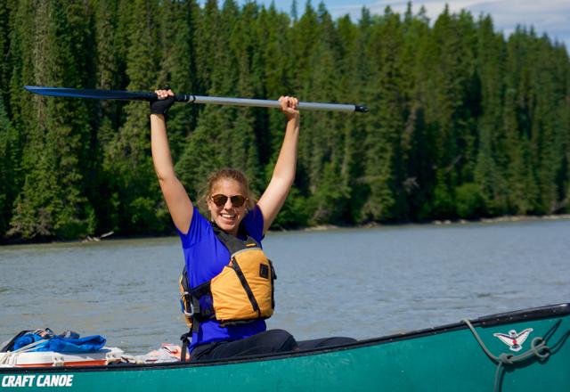 Westkanada Craft Canoe Erfolg