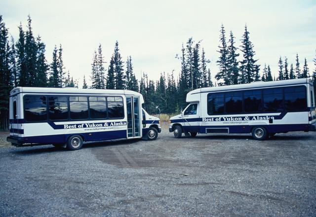 Gruppenreise in Alaska