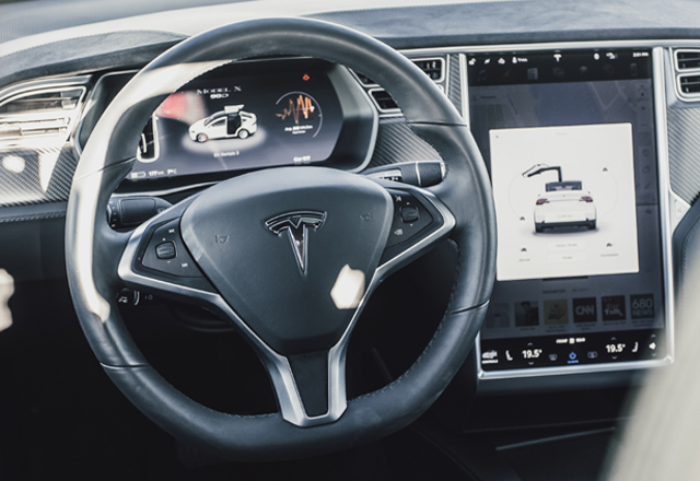 Westkanada Tesla