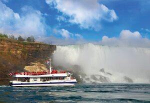 Niagarafälle Kanada Bootsfahrt