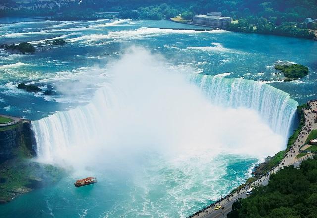 Niagarafälle Ostkanada
