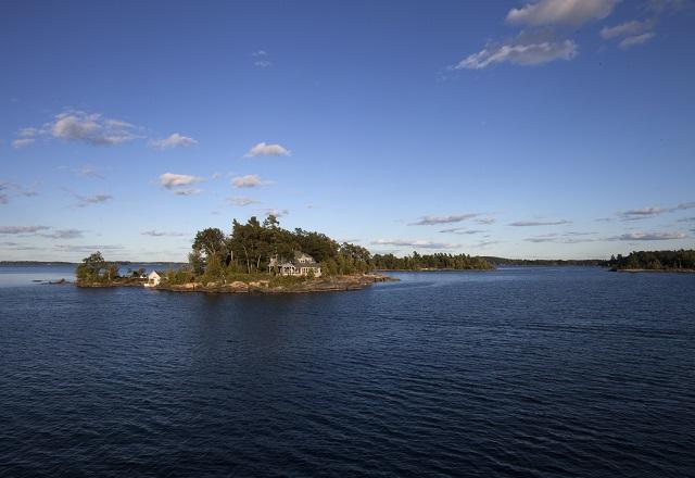 Ostkanada Insel