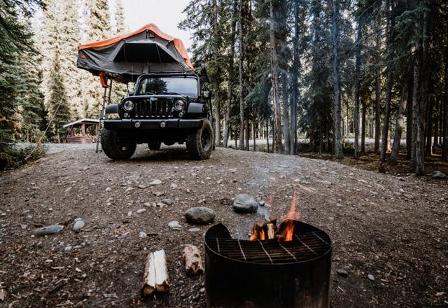 In Yukon und Alska fahren