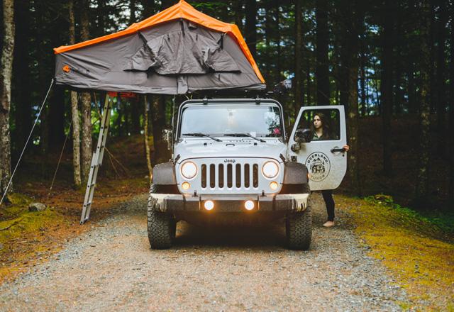 Yukon und Alaska mit dem Campingwagen