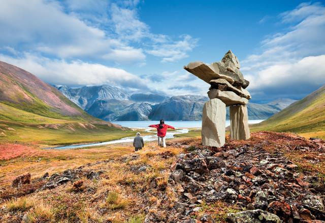 Mietwagen Reise i´m Nrden von Westkanada