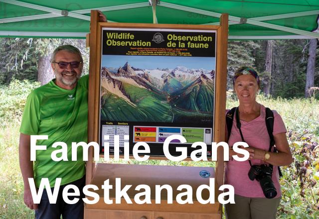Familie Gans Westkanada