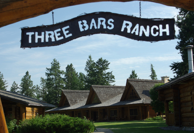 Three Bars Ranch Kanada
