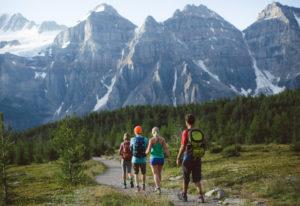 Wanderabentuer im Nordwesten von Kanada