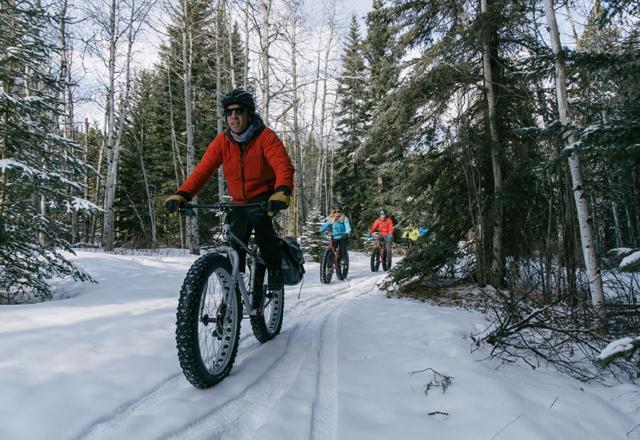 Winterreise Canada