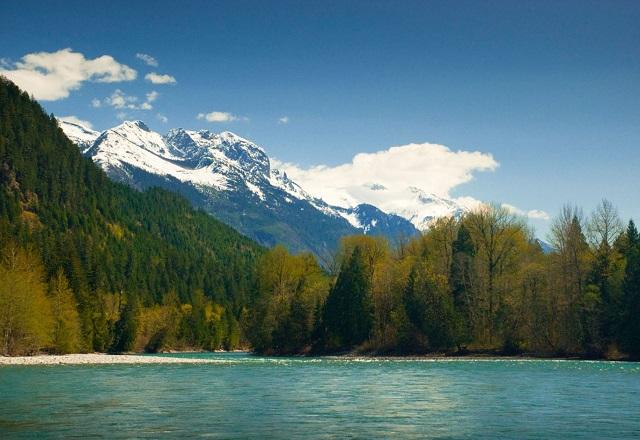 Fraser River Kanada
