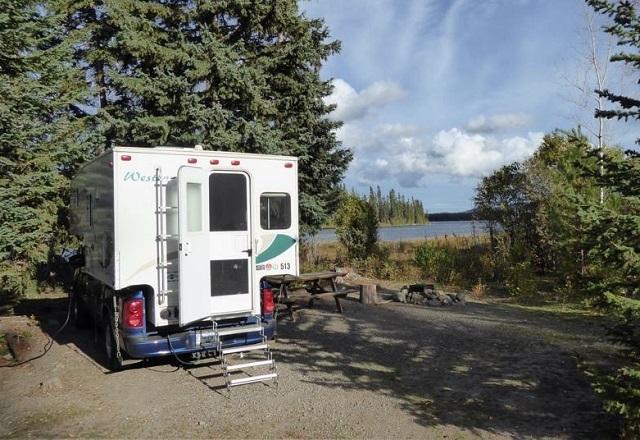 Camper Kanada