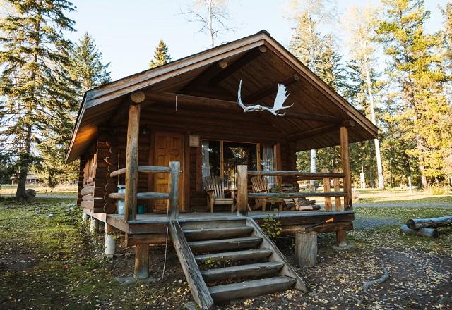 Unterkunft Cabin