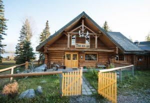 Lodge in Kanada