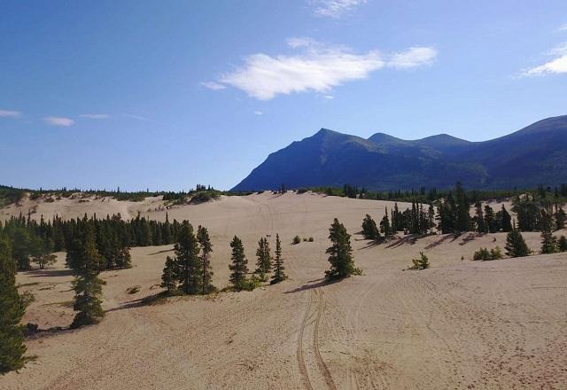 Wüste Kanada