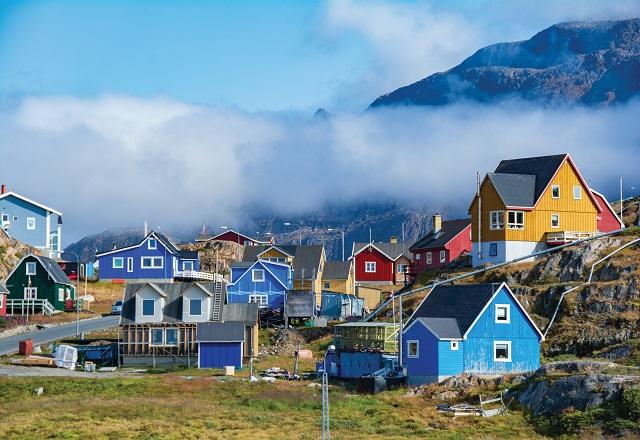 Grönland Sisimiut