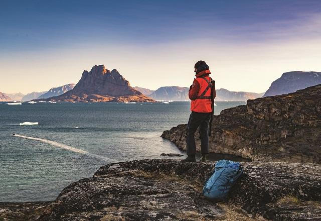 Kreuzfahrt Grönland kanada