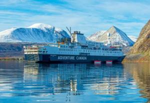 Kreuzfahrtschiff Ocean Endeavour
