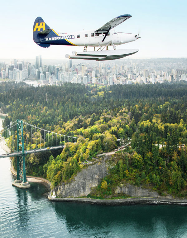 Erlebnisreisen Kanada Vancouver