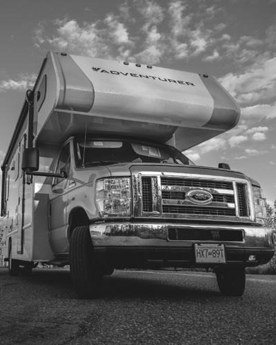 Kanada Camper online buchen